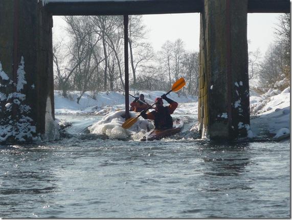 rzeka Luciąża spływy kajakowe trasy